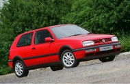 Volkswagen Golf III, fot. Newspress