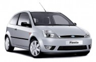 Ford Fiesta / Fot. Newspress
