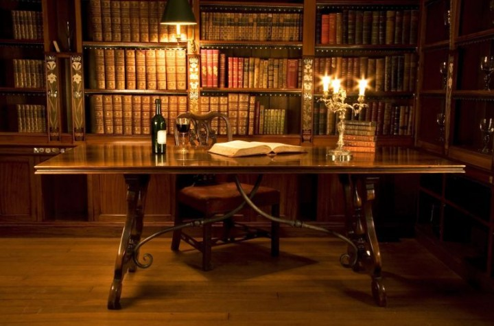 Рабочий стол обои библиотека