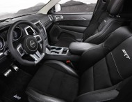 Jeep Grand Cherokee SRT Limited Edition - wnętrze