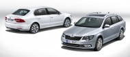 Skoda Superb - facelifting