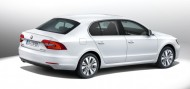 Skoda Superb Liftback - facelifting