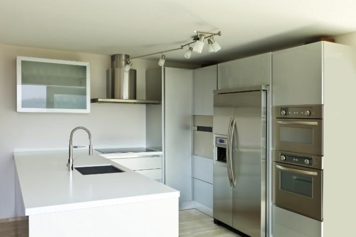 zdj cie nr 8 kuchnia w kszta cie litery c galeria projekt kuchni i jadalni kuchnia i. Black Bedroom Furniture Sets. Home Design Ideas