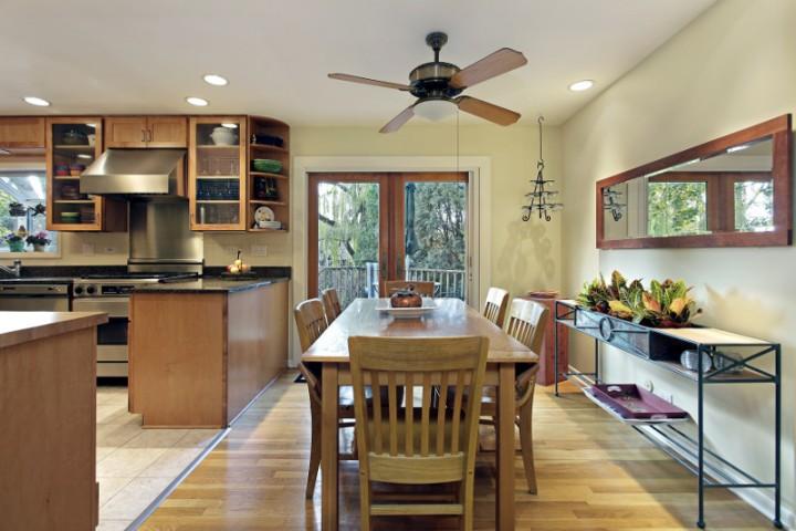 Zdjęcie nr 9 Kuchnia połączona z jadalnią  inspiracje