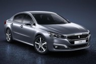 Peugeot 508 facelifting 2014 2015