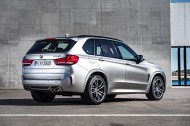 BMW X5 M facelifting