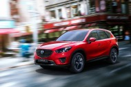 Mazda CX-5 facelifting