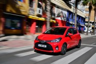 Test Toyota Yaris 1,33