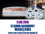 Targi Pracy IT Career Summit 2015.