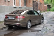 Test Ford Mondeo Vignale 2.0 TDCi Twin Turbo 210 KM