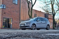 Test Citroen C4 Grand Picasso 2.0 HDi/150 KM EAT6