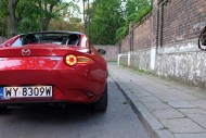 Test Mazda MX-5 RF 2.0/160 KM man