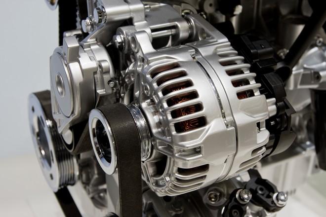 Opel Astra F: wymiana alternatora - Elektronika/Elektryka ...