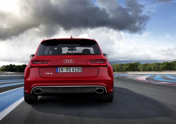 Zdjęcie nr 5: Audi RS6 Avant 2013 - dane techniczne i ...