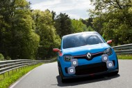 Renault Twin'Run na torze