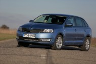 Test Skoda Rapid Spaceback 1.2 TSI 85 KM