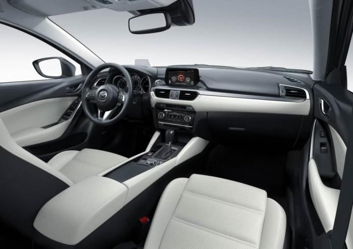 Inne rodzaje Zdjęcie nr 10: Mazda 6 po liftingu: co zostało zmienione SL69
