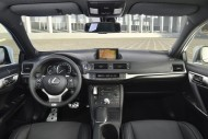 Test Lexus CT 200h