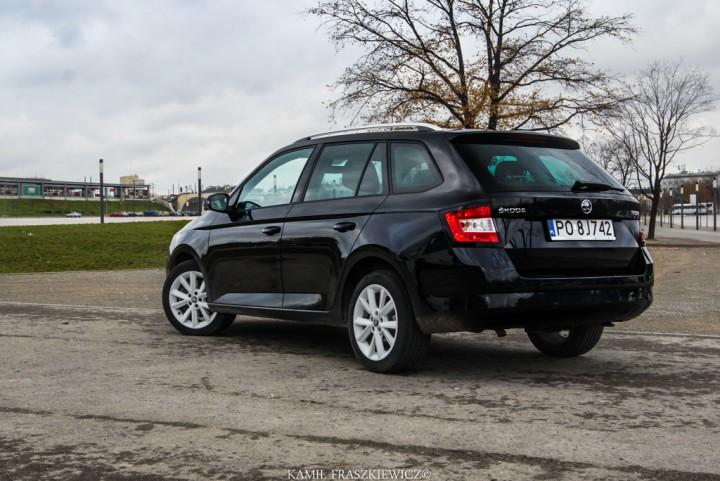 test skoda fabia iii kombi 1.2 tsi 110 km - nowe - testy aut - infor.pl