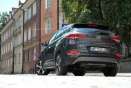 Test Hyundai Tucson 2.0 CRDi 184 KM 6AT