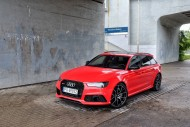 Test Audi RS6 Performance