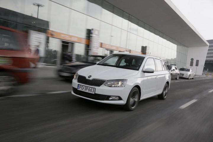test skoda fabia combi 1.2 tsi 90 km man. - nowe - testy aut - infor.pl
