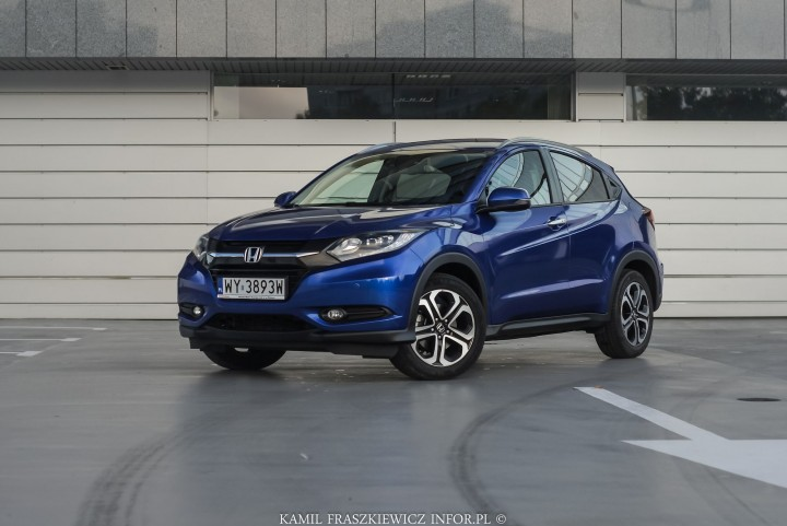 Test Honda Hr V 1 5 130 Km Nowe Testy Aut Infor Pl