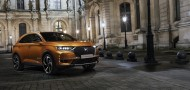 DS 7 Crossback / fot. DS